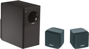 Bose-FreeSpace-3-Subwoofer-and-satellite