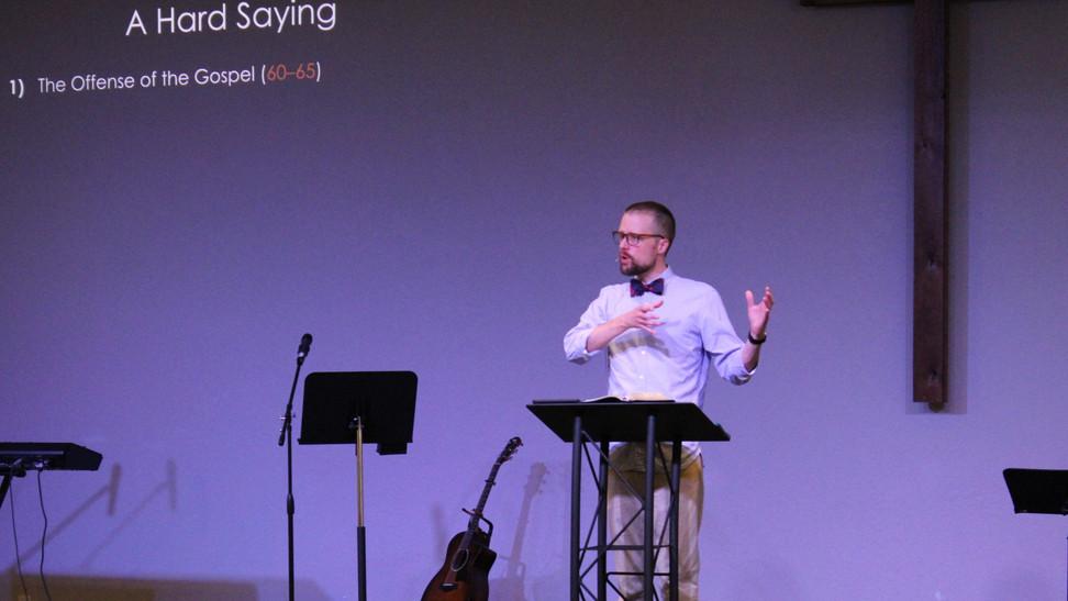 Pastor Josh Howard