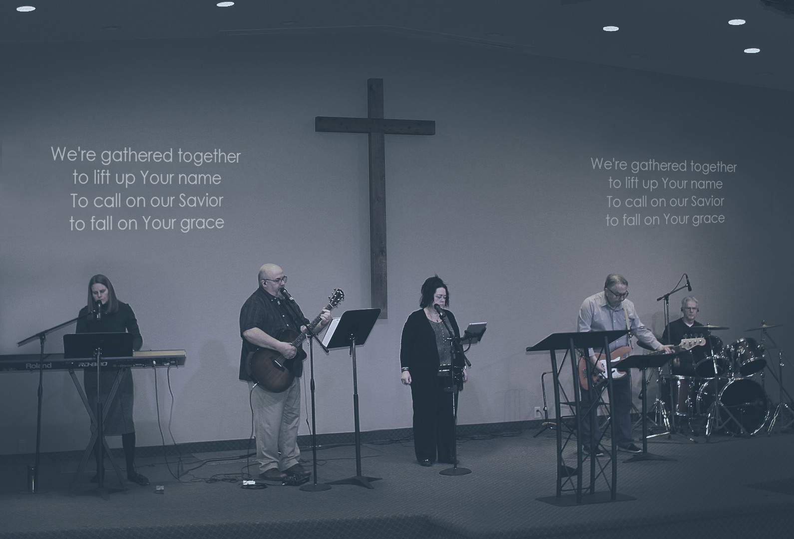 Our Worship Team