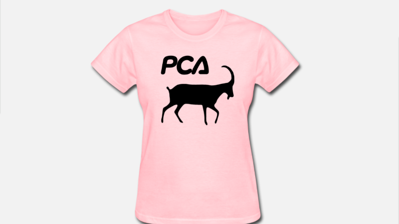 PCA Goat Women