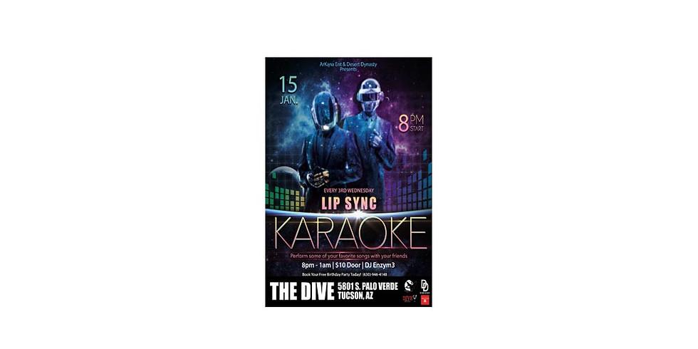Lip Sync Karaoke