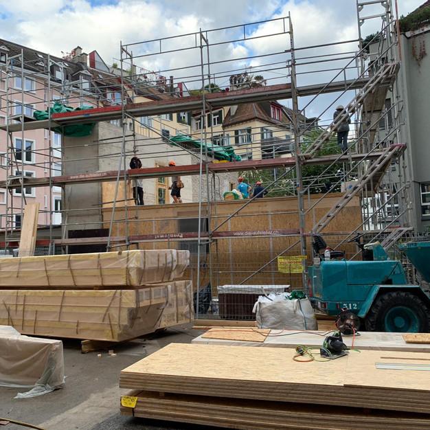 Neubau MFH Bertastrasse