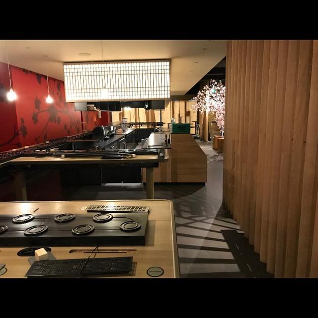 Umbau Restaurant Basel