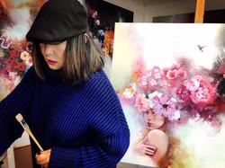Qian Xiao's Art Studio