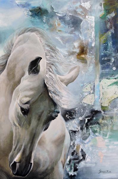 HORSE(36X24)