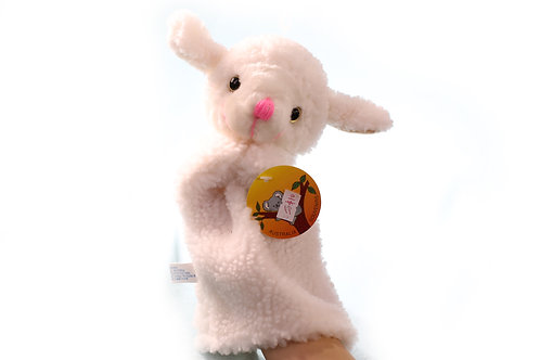 SHEEP hand puppet Australia Animals Collections Good Gifts for Kids