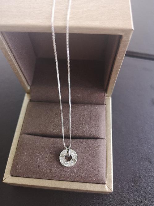 Love  Pendant Lady Fashion Necklace