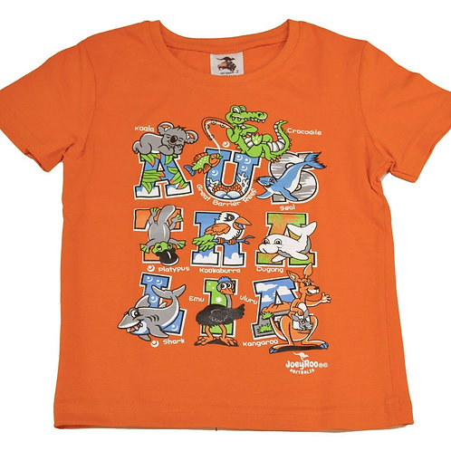 Unisex KIDS Australia  Souvenir T-Shirt (100% Cotton)