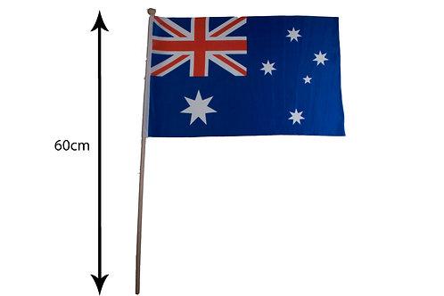 Medium Size 60cm Australia Day Flag