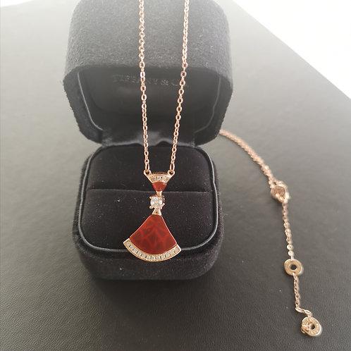 DIVAS' DREAM Design Pendant Lady Fashion Necklace