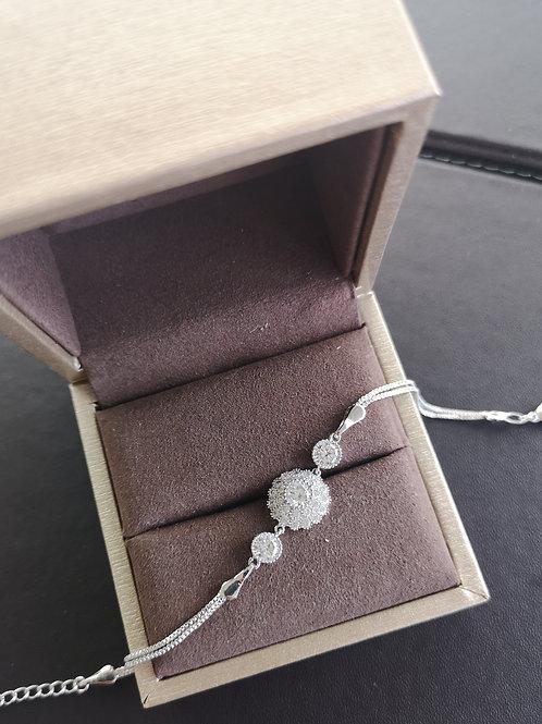 Flower Design High Quality Lady Fashion Bracelet