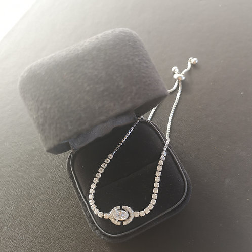 Super High Quality Oval Shape Lady Fashion Bracelet