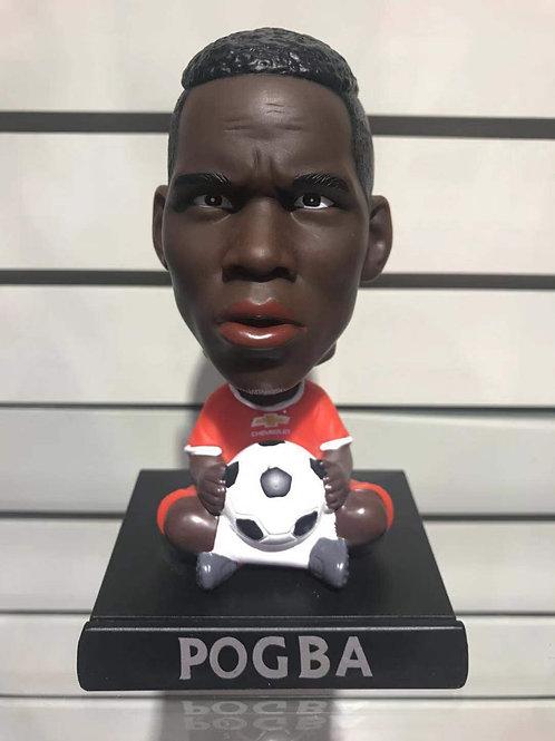 POGBA  Soccer Player Figurine Bubble head