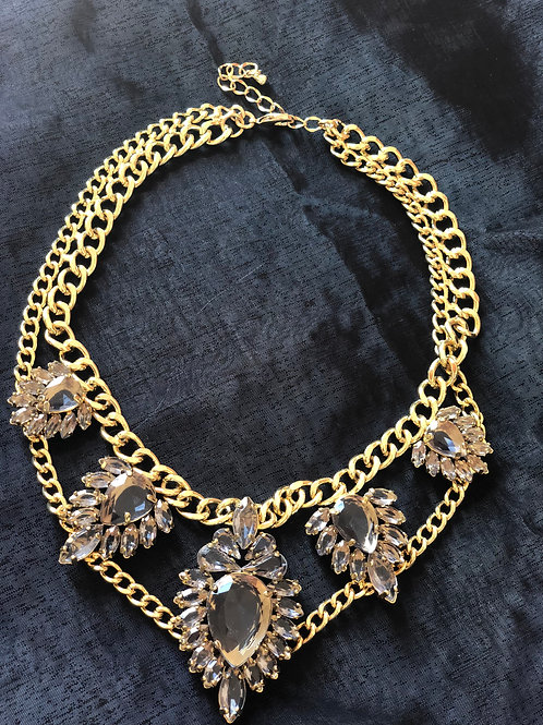 BCBGMAXAZRIA Fashion Women Party Necklace