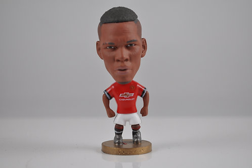 Paul Pogba Manchester United Soccer Figurine