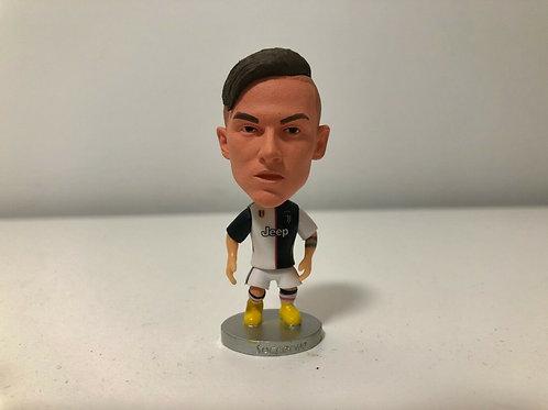 Paulo Dybala Juventus FC Soccer Figurine