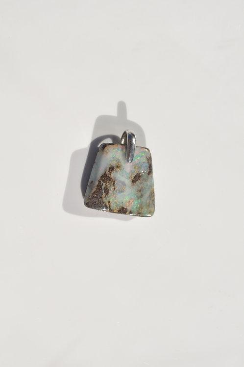 Australia Boulder opal Pendant