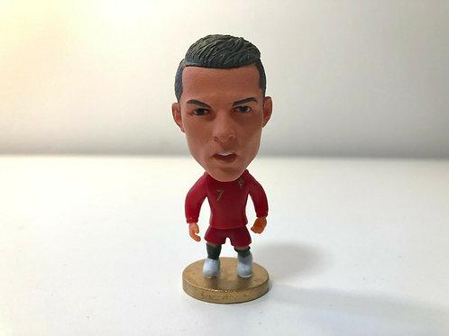 Cristiano Ronaldo FC Soccer Figurine