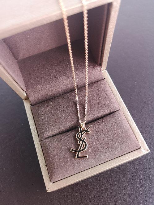 YSL DESIGN Lady Fashion Necklace