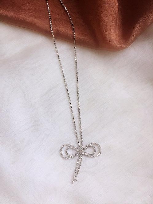 Women Long Chain Sweater Necklace Fashion Design