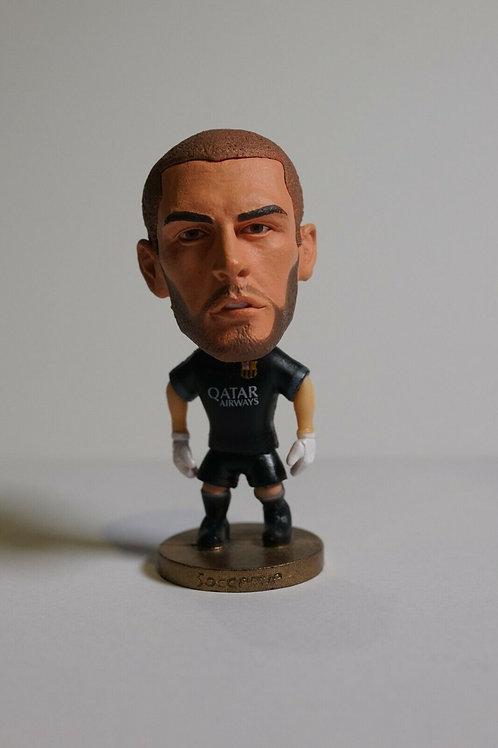 V.Valoes Manchester United Soccer Figurine