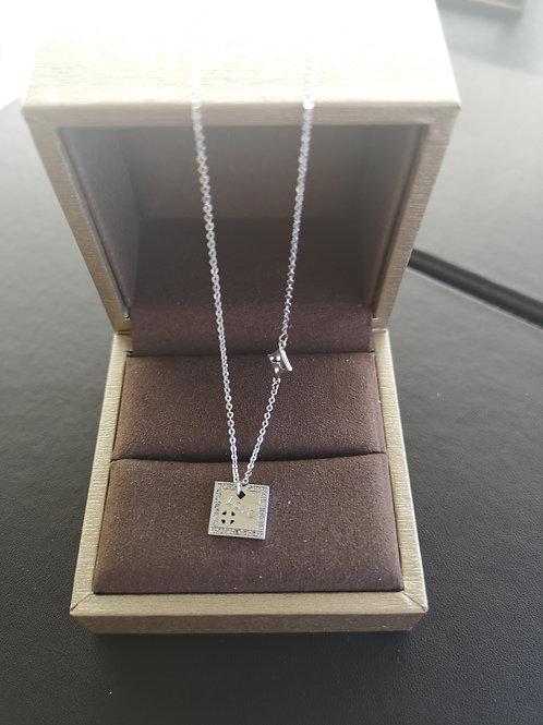 Love Design Pendant Lady Fashion Necklace
