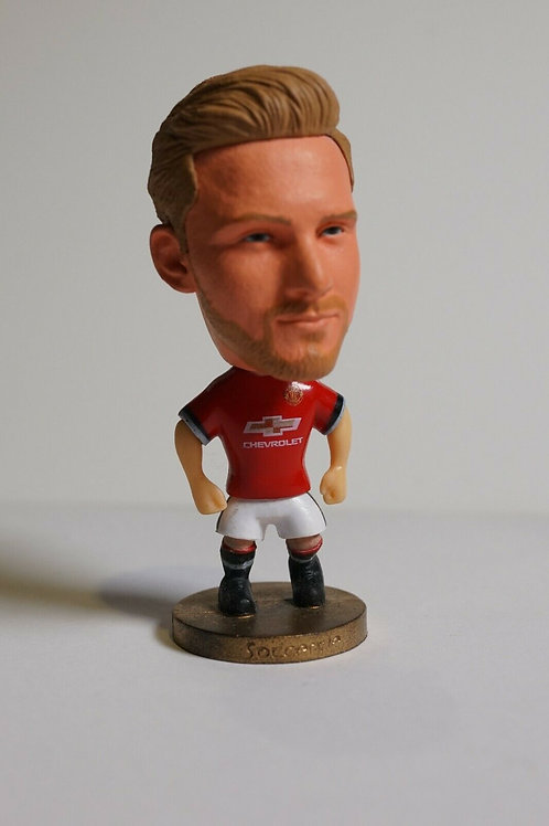 SHAW Manchester United Soccer Figurine