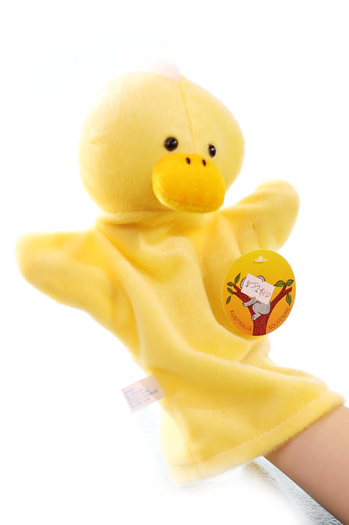 DUCKS hand puppet CUTE Animals Collections Good Gifts for Kids