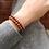 Thumbnail: sandstone Bracelet 5.5-6.5mm Beads