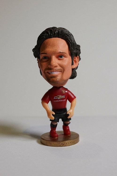 BLING Manchester United Soccer Figurine