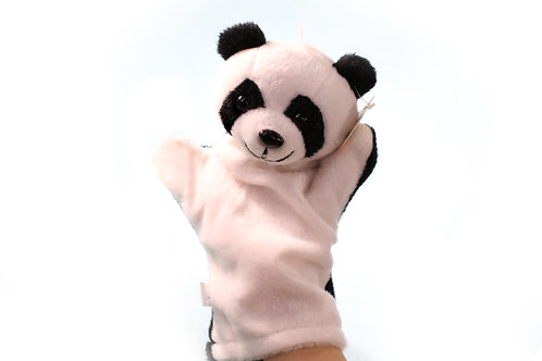 PANDAS hand puppet CUTE Animals Collections Good Gifts for Kids