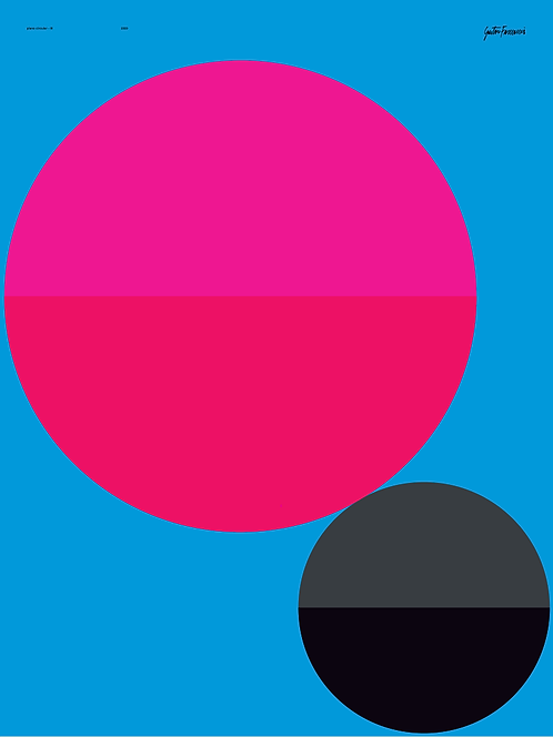 poster plano circular III