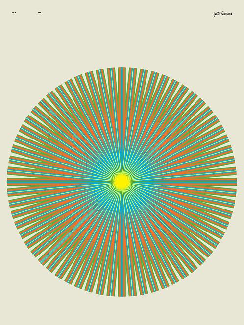 poster iris II