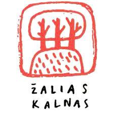 žalias kalnas logo
