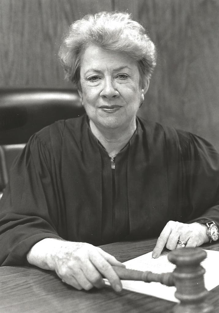 Judge Juanita Marsh Photo