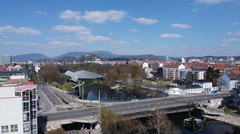 Murgondel Karlauerbrücke 2
