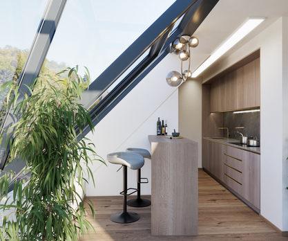 Agnesgasse Top04 Küche