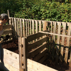 Reviving the two-bin composter