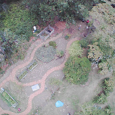 Drone shot! Look at those curves!