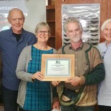 ThINC Receives Islands Trust Community Stewardship Award