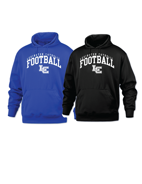 Football Arch Performance Hooded Sweatshirt