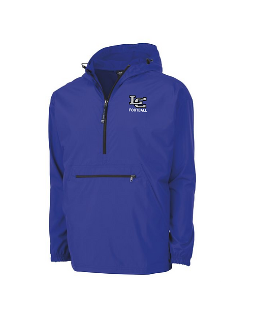 Knights Football Raincoat-Royal