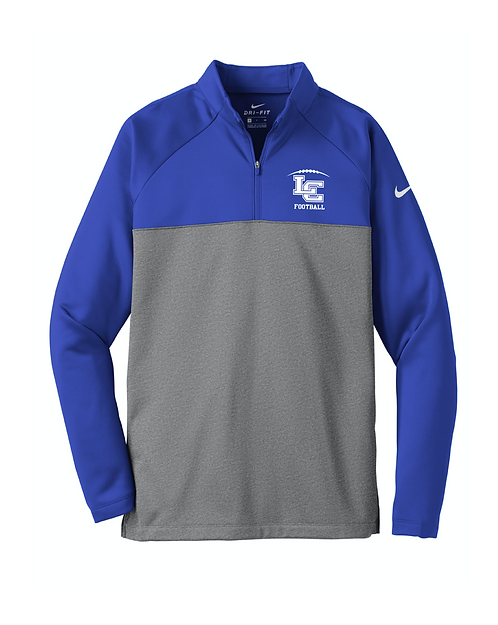 Nike Football Therma-FIT 1/2-Zip Fleece