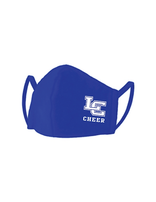 Cheerleading Face Mask