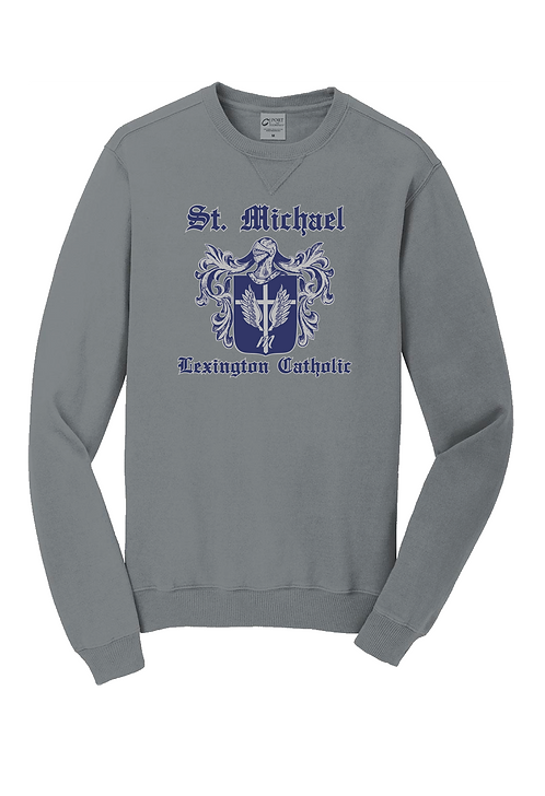 House Michael Comfort Colors Sweatshirt