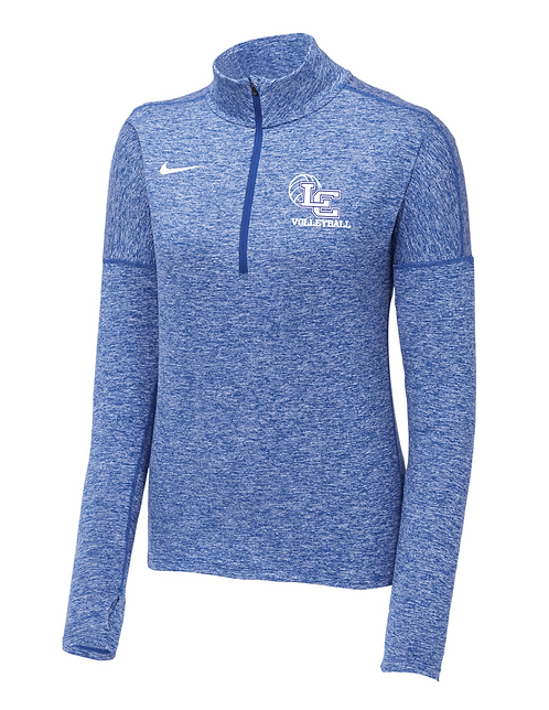 Nike Ladies Volleyball Dry Element 1/2-Zip Cover-Up