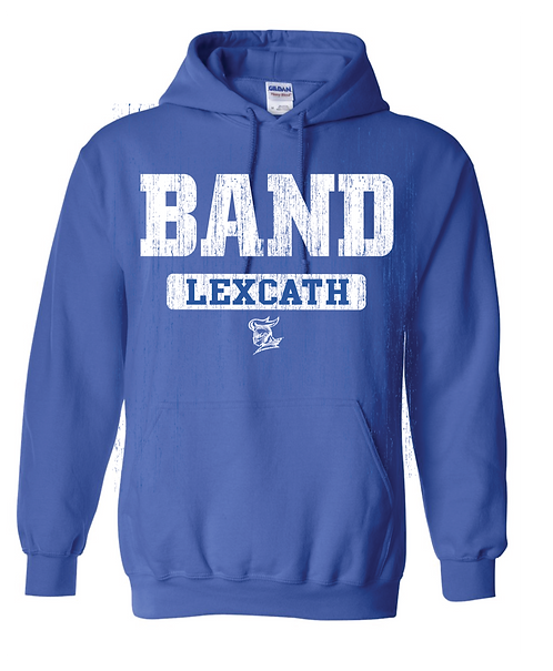 BAND Traditional Hoodie