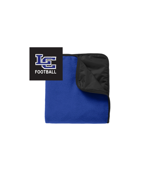 Knights Football Fleece/Poly Stadium Blanket