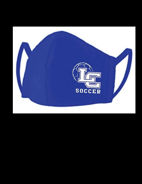 Soccer Sideline Face Mask