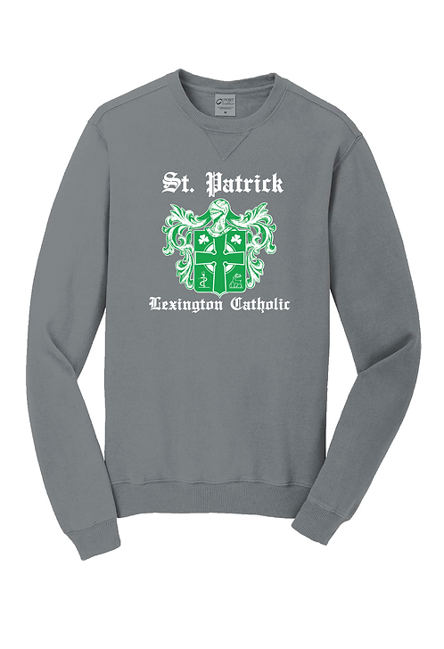 House Patrick Comfort Colors Sweatshirt